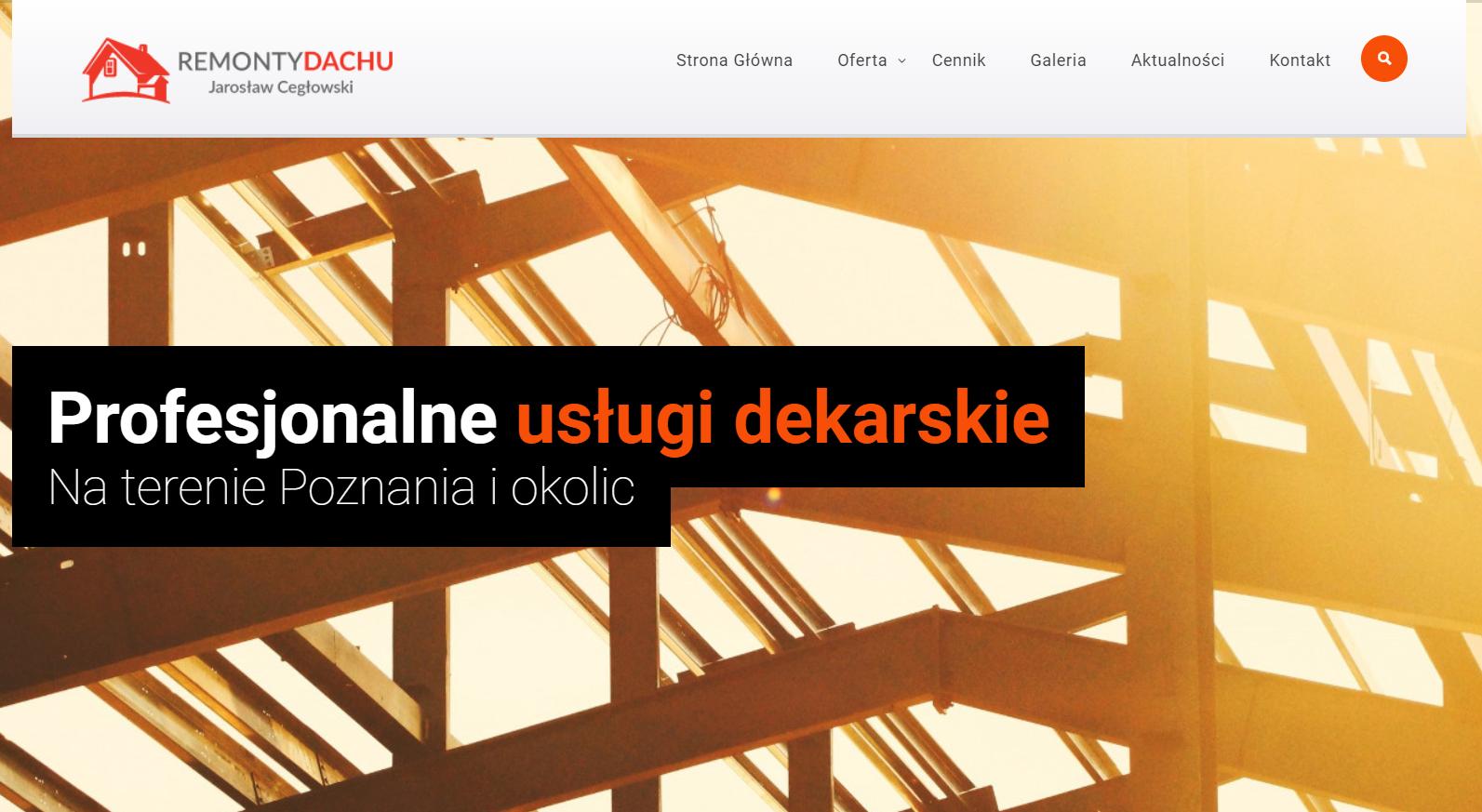 Teksty dla branży budowlanej