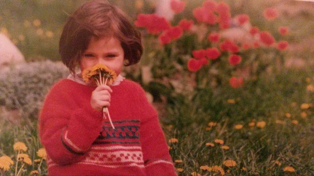 Jako dziecko nie lubiłam brzydkich słów